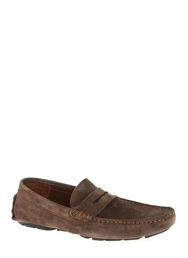 Kebo %100 Deri Loafer Vizon